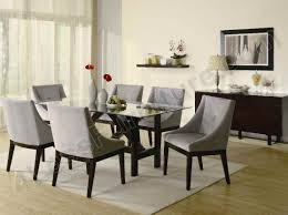 shore dark brown piece dining room  stylish set of dining room chairs at north shore rectangular dining r