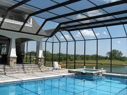 pool patio screen enclosure rescreen