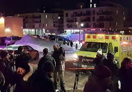 كندا - هجوم مسلح على مركز اسلامي ومقتل ستة واصابة عشرين ( تحديث : منفذي الهجوم