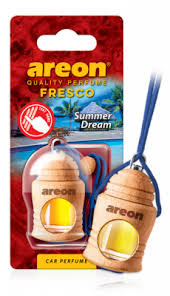 "<b>Освежитель воздуха</b> AREON"" FRESCO <b>Summer</b> Dream/Летняя ..."
