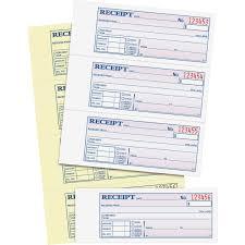 dc money rent receipt book adams dc1182 money rent receipt book