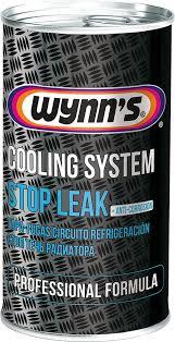 <b>Остановка течи радиатора</b> Wynns Coolingsystemstopleak, 325 мл ...