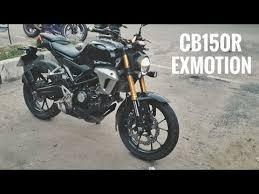 <b>Honda</b> CB150R Exmotion review | The <b>Outsider</b> - YouTube