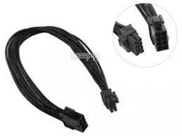 <b>Аксессуар Кабель Akasa</b> Flexa 8pin VGA Power Extension <b>Cable</b> ...