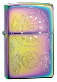 <b>Зажигалка Multi Color Dream</b> Catcher ZIPPO 49023 в подарок ...