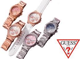 Каталог <b>женских</b> часов <b>Guess</b> на официальном сайте