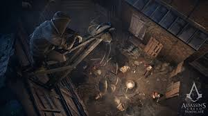 Image result for Murderer's Creed: Unite (2015)