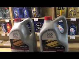 <b>Моторное масло Toyota</b> (как отличить подделку) - YouTube