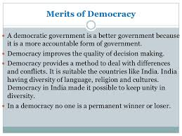 democracy is the best form of government short essay   essay for you  democracy is the best form of government short essay   image
