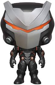 <b>Funko Pop</b>! Games: Fortnite - <b>Omega</b> Figures, Multicolor, Figures ...