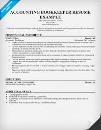 bookkeepers resume samples in middle river samples examples sample resume for bookkeeper