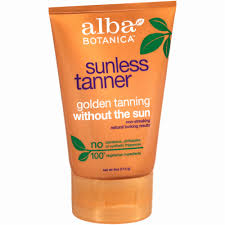 Alba Botanica Very Emollient Sunless Tanning Lotion, 4 oz - Kroger