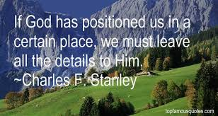 Charles F Stanley quotes: top famous quotes and sayings from ... via Relatably.com