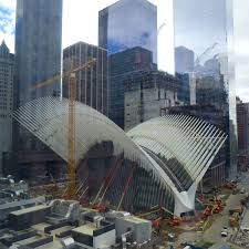 tribeca citizen a to the world trade center showroom world trade center transportation hub from 7wtc