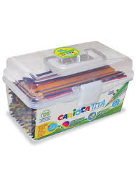 <b>Набор цветных карандашей</b> 120 шт. Carioca 6715721 в ...