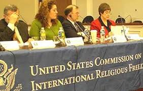 Image result for who started USCIRF images