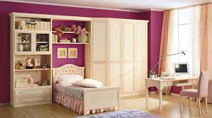 Of Girls Bedroom Contemporary Girls Bedroom Decoration With Pink Painting Wall