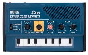 Аналоговый <b>синтезатор Korg Monotron</b> Duo — купить за 3680 ...