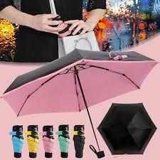 Sun <b>Rain Pocket Umbrella</b> Anti UV <b>Mini</b> Folding Windproof ...