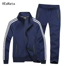 <b>2019 Sport Suit Men</b> Quick Dry <b>Sports Suits</b> Loose Tracksuits <b>Mens</b> ...