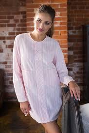 Домашнее платье-<b>рубашка</b> Cindy 16274 розовый - купить в ...