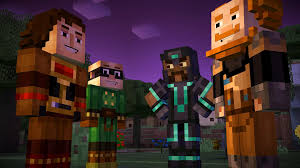 Image result for minecraft story mode episode 3 screenshots