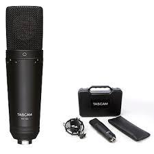 Микрофоны - Tascam