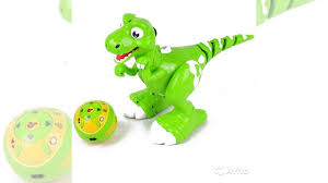 <b>Радиоуправляемый интерактивный динозавр</b> с паром купить в ...