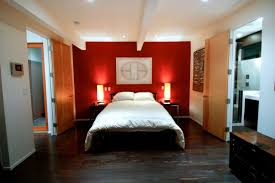 apartment cozy bedroom design: bedroom comfortable chic and wonderful basement bedroom design intended for the amazing apartment bedroom red intended