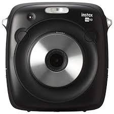 Buy <b>Fujifilm Instax Square</b> SQ10 Hybrid Instant Camera - <b>Black</b> ...