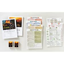 Fire in the Lake 2nd Ed. Update Kit - GMT Games