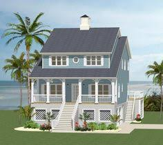 ideas about Beach House Plans on Pinterest   House plans    This story Beach House Plan features sq feet and garages