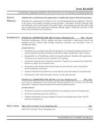 how to use a sample resume for administrative assistant system how to use fund administrator resume
