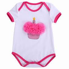 2017 <b>Baby</b> Body Overalls 1st Birthday <b>Summer Autumn Baby</b> ...