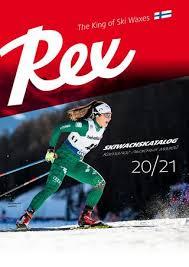 Rex skiwachskatalog 2021 / Rex аталог лыжных мазей 2021 by Oy ...