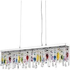Подвесной <b>светильник Ideal Lux GIADA</b> COLOR SB5 099163