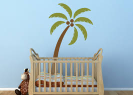 palm tree wall stickers:  images about palms on pinterest best summer vacations clip art and sun drawing