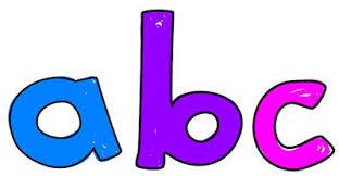 Resultado de imaxes para Alphabet images