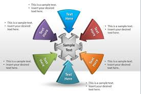 free round powerpoint diagram   free powerpoint templates      powerpoint example diagram round circular