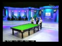 Big Break | John Virgo Trick Shot | 1997 - YouTube