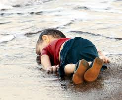Image result for migrants baby dead shore