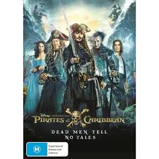 Pirates Of The Caribbean 5: Dead Men <b>Tell No Tales</b>   JB Hi-Fi
