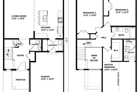 Double Story House Plan   friv games comSimple Story House Floor Plans