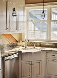 corner sinks design showcase: captivating corner sink kitchen also great ideas of corner sink designs chatodining