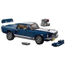 Technic Series 10265 1967 Mustang GT Car Building <b>Blocks</b> Bricks ...