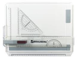 <b>BRAUBERG Доска чертежная А4</b> (210535) — купить по выгодной ...