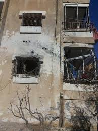 personal essay when the sea comes to gaza al jazeera america the author s father s house shelled but not destroyed in beit lahiya in the gaza strip courtesy sousan hammad