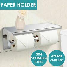 <b>Double</b> Roll <b>Toilet Paper Holders</b> for sale | eBay