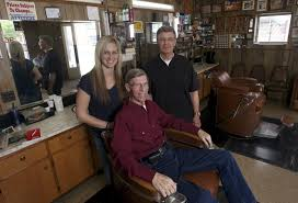 herald home longtime palmyra barber shop undergoes some changes