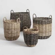<b>Baskets</b> - Decorative, <b>Storage</b> & <b>Wicker Weave Baskets</b> | World Market